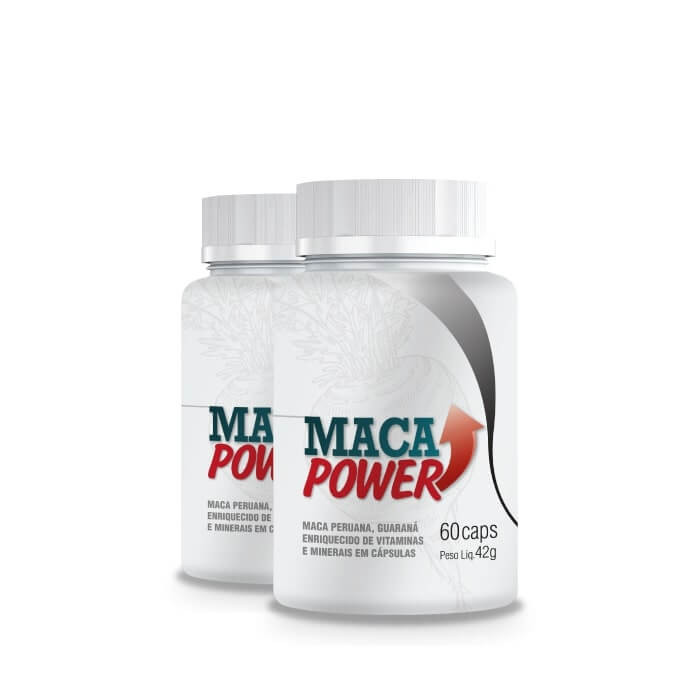 Maca Power - 2 Potes